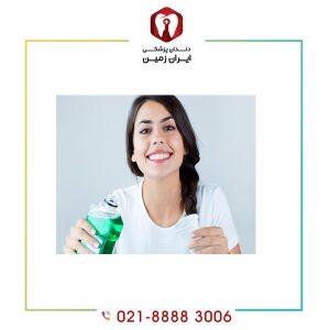 دهانشویه مخصوص ایمپلنت دندان چه ویژگی دارد ؟