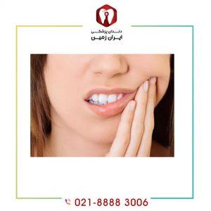 حساسیت دندان بعد از کامپوزیت دندان به چه دلایلی رخ می دهد؟
